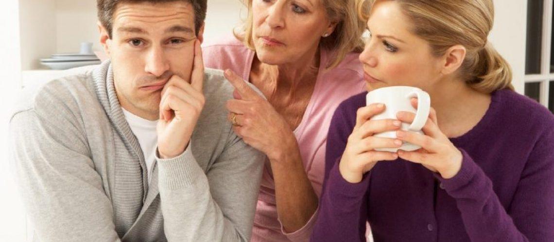 Conflitos entre namoro e familia