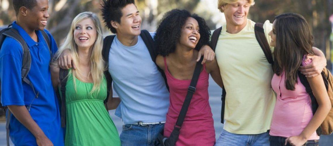 amizades na adolescência