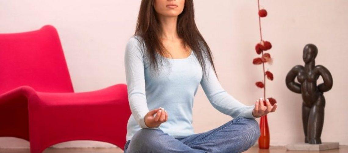 Como praticar meditação
