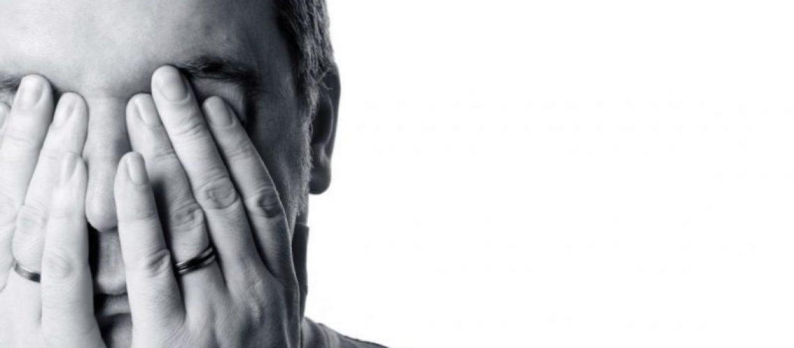 diante da esquizofrenia