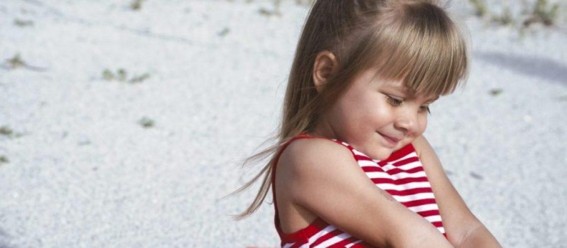emoções positivas nas crianças