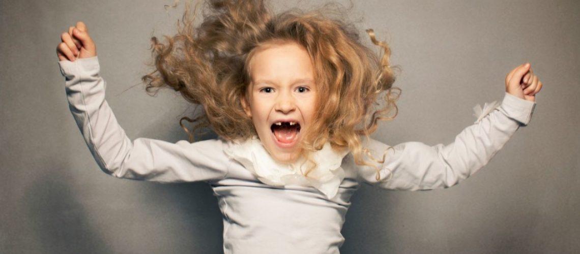 hiperatividade infantil