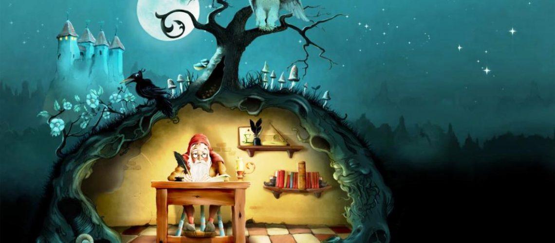 Histórias de contos de fadas