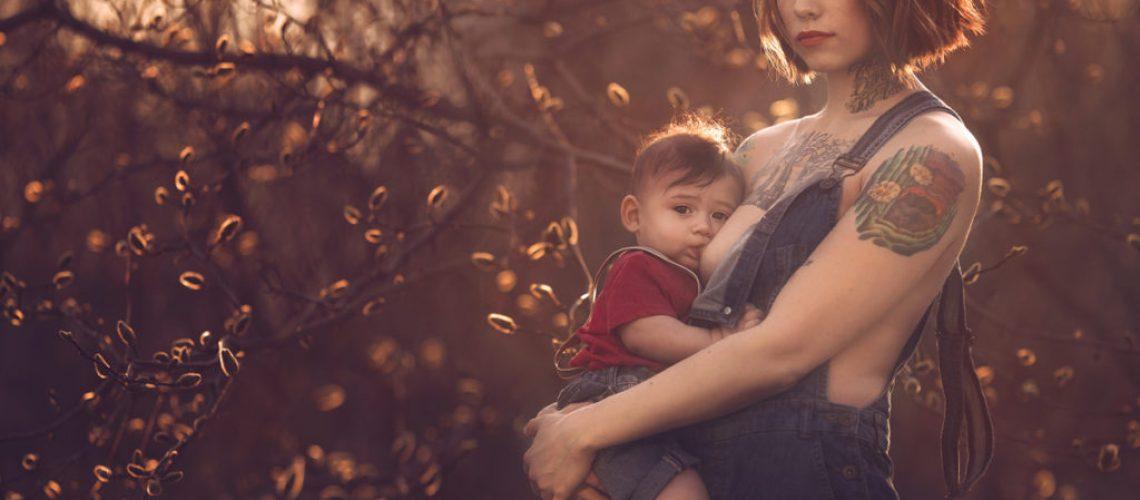 mães também transam