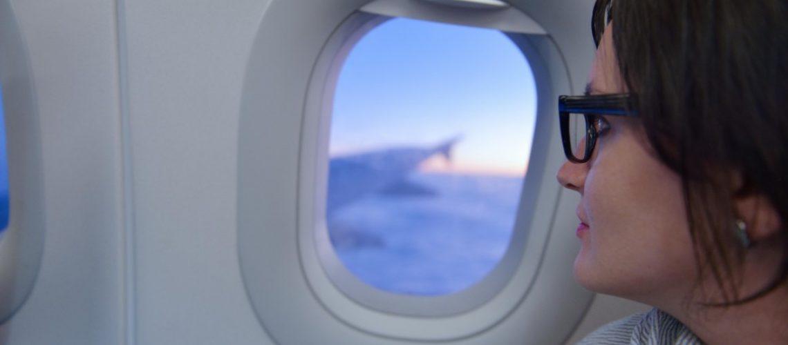 meditação e medo de avião