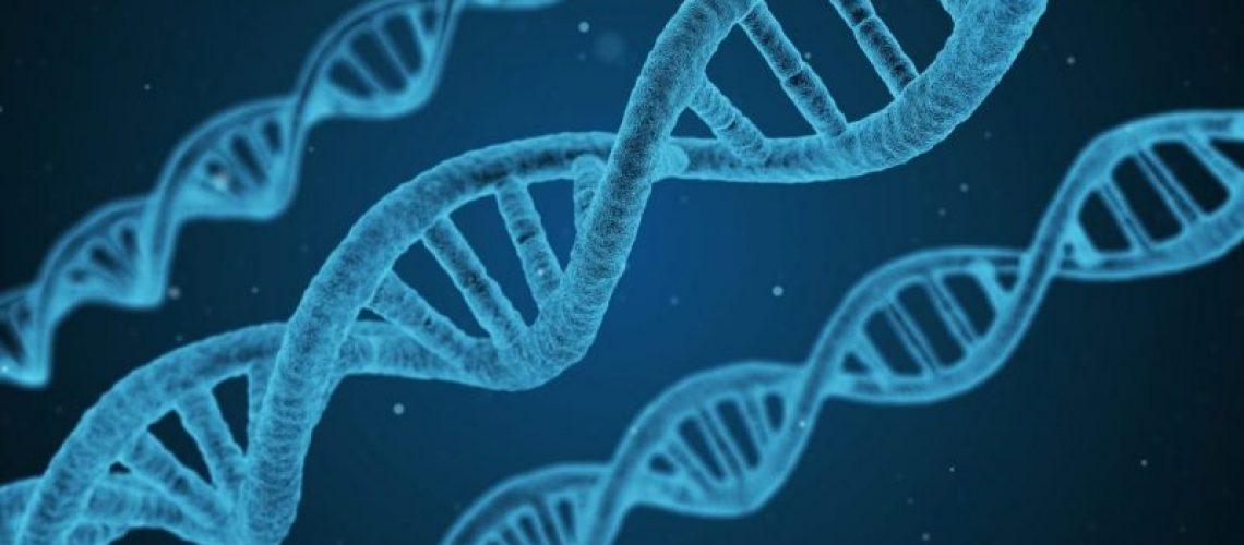 mudança no nosso DNA
